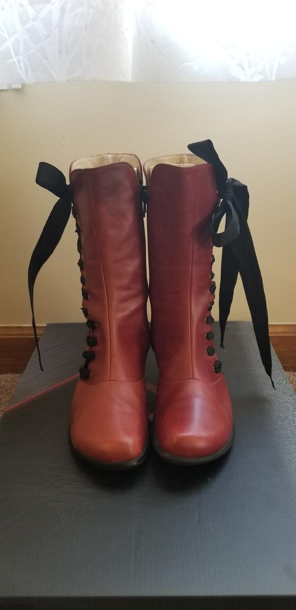 WEAREVER FAMILY: TODA BOOTS