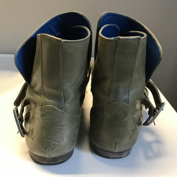 Fluevog ankle boots
