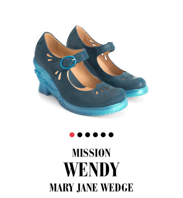 Wendy Blue 9