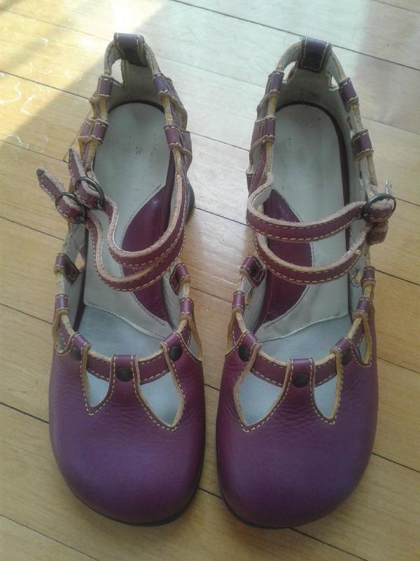 Aria Purple/pink 9 1/2