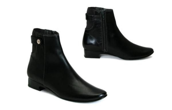 LOOK Family: FINCH MoD BOOTS Black 6