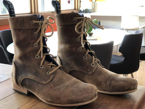 CBC Boots brown 8