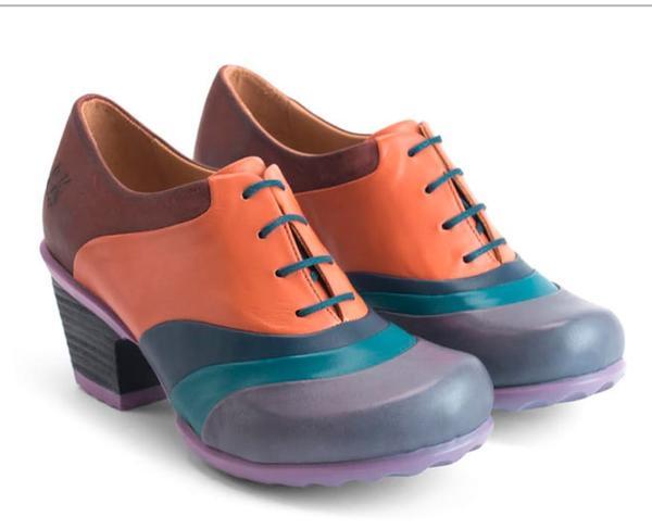 Hopeful Vogs Purple/orange 10 1/2