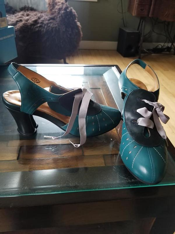 Lookout Mesmerize Teal 9 1/2