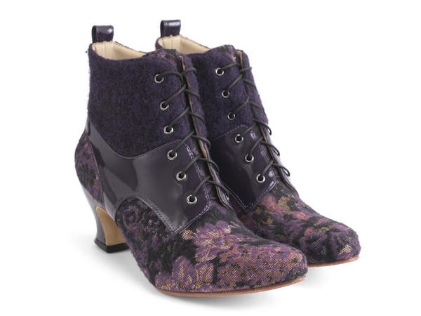 Wonders Igauza Harness Ankle Boot