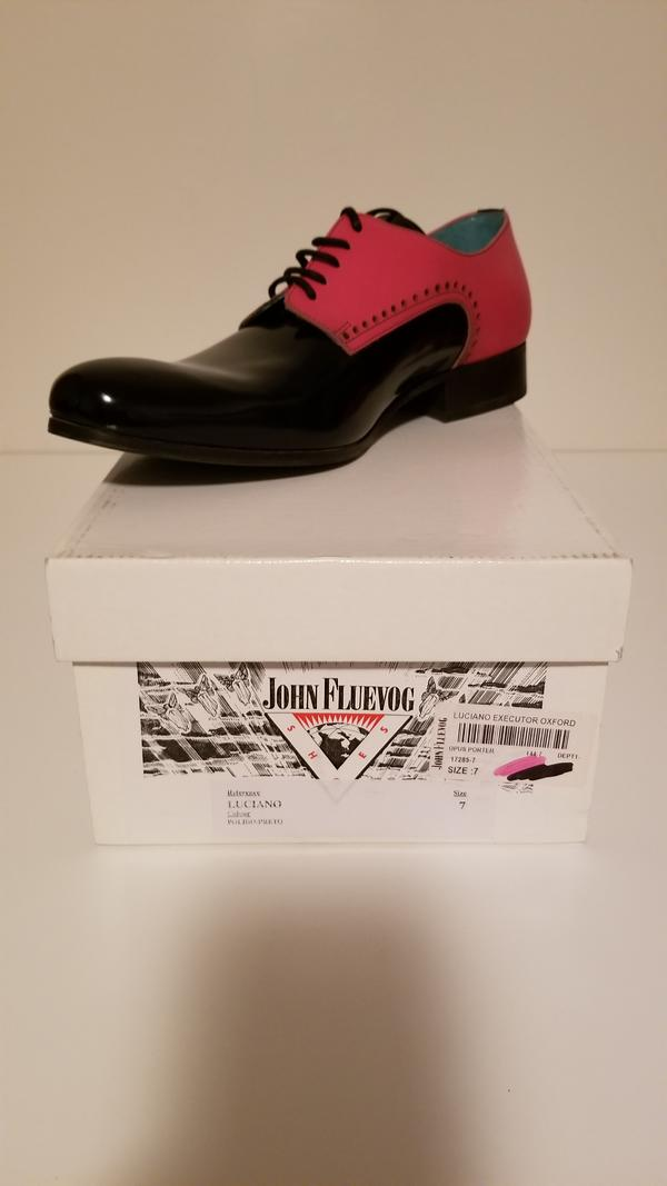 Luciano Black and Pink 7