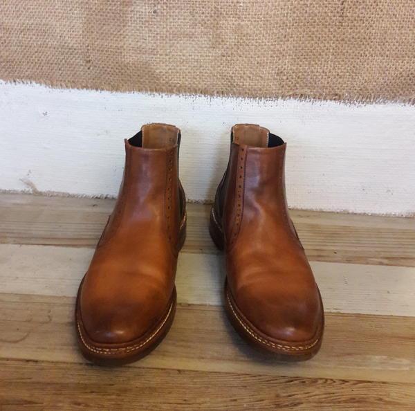 Women's Tilda Chelsea Boot caramel 6 1/2
