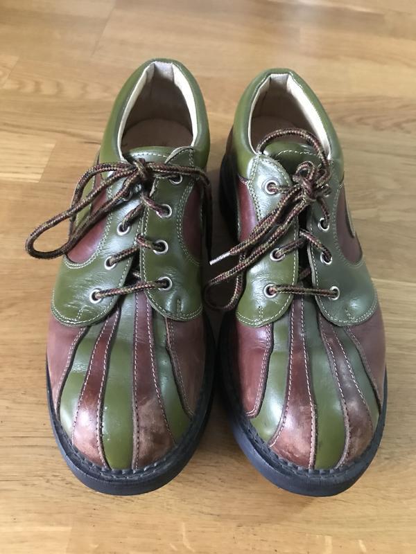 Vintage Supervogs Green/Brown 8 1/2