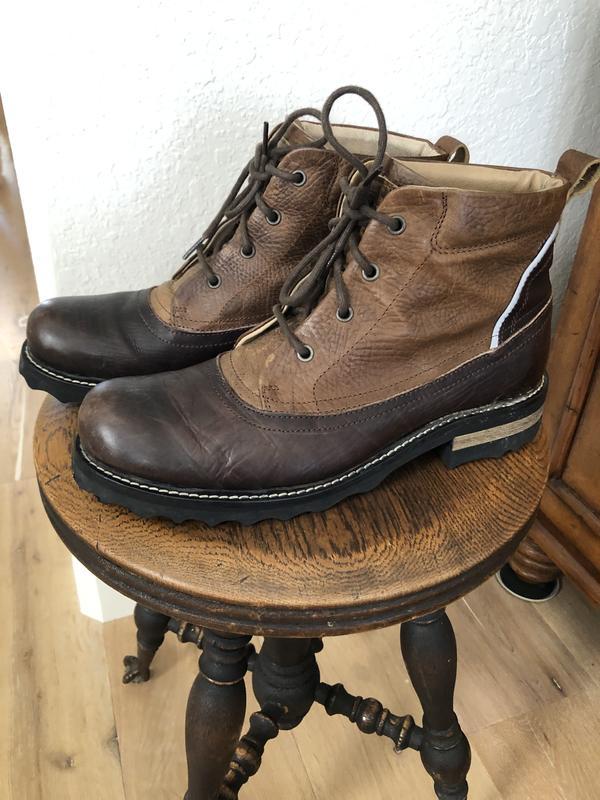 Men's Boots Brown 11