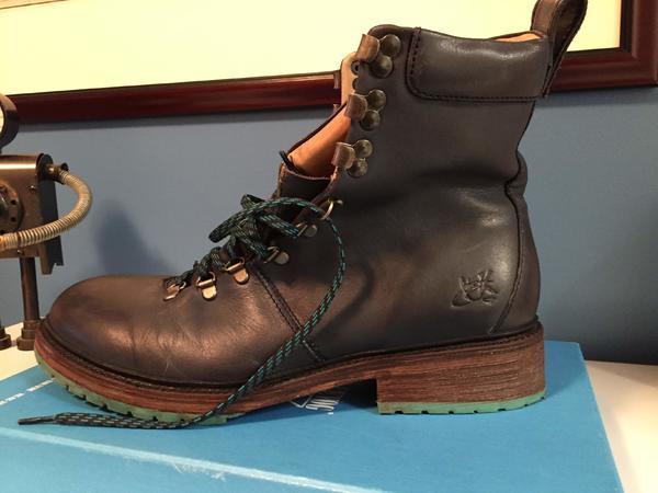Montaigne Men's Navy Boot Size 11 Navy 11