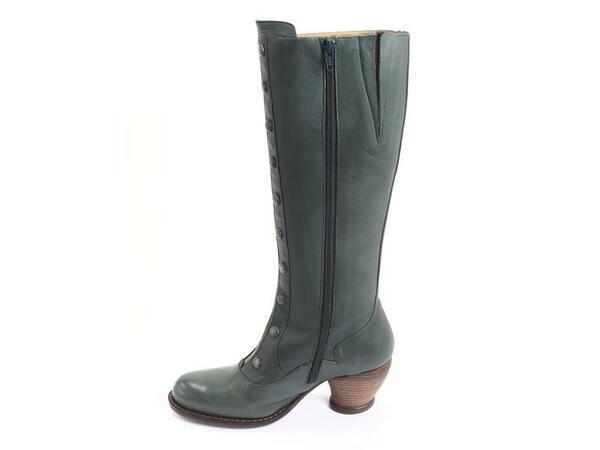 Dallas Mezzo Tall Boot Green 7