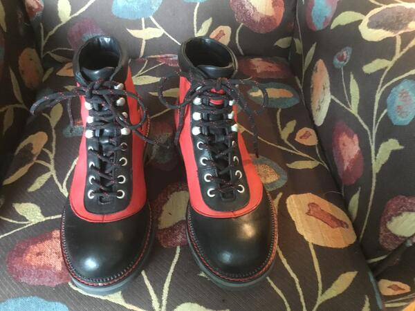 Pyro Black and red 8