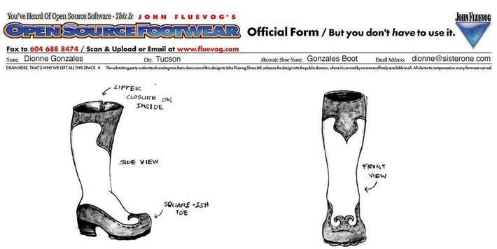 Fluevog Shoes Open Source Footwear