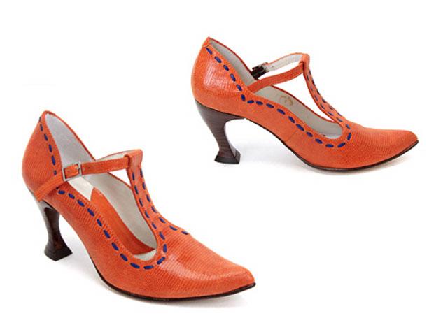 Coffee Pumps Designer Shoes by Fluevog