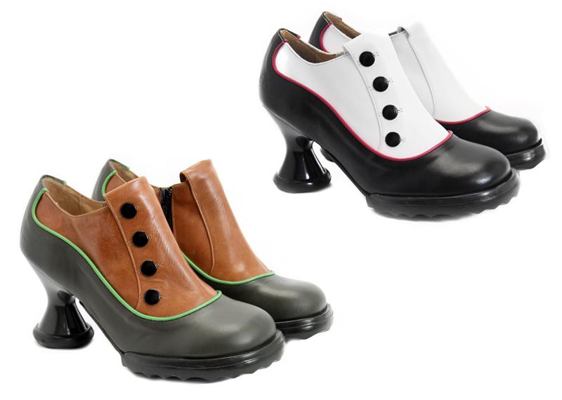 Mini Bunny Shoes by Fluevog