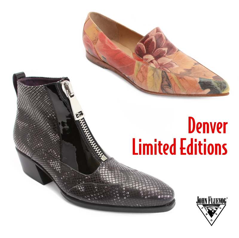 Denver limited edition shoes