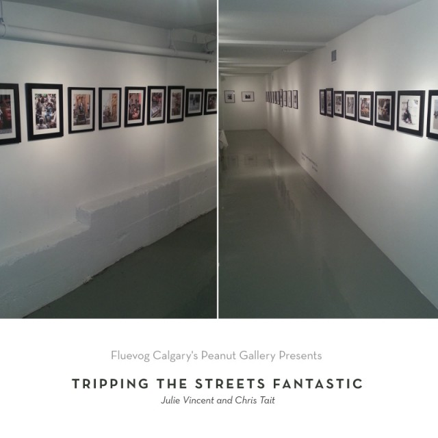 Tripping the Streets Fantastic at the Peanut Gallery