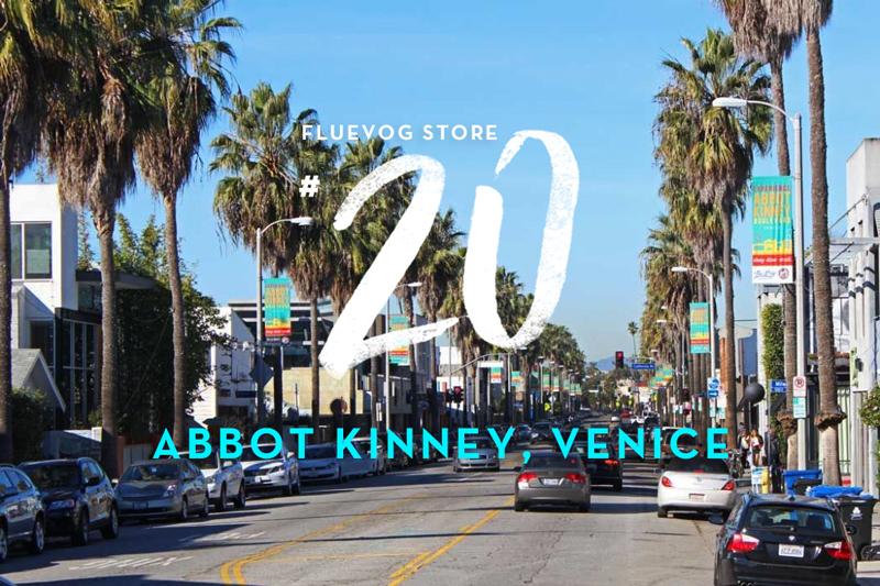 John Fluevog To Open On Abbot Kinney Blvd Day