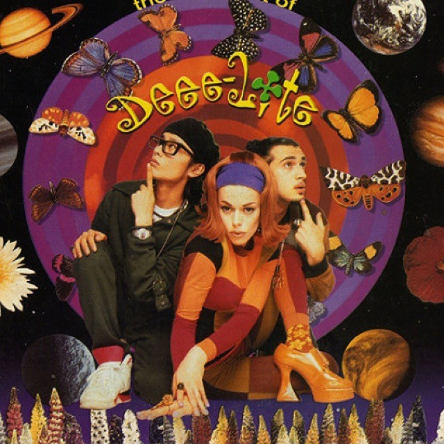 It's #tbt and time to reminisce on the classic MUNSTERS that Lady Miss Kier rocked on the cover of Deee-lite's debut album, W…