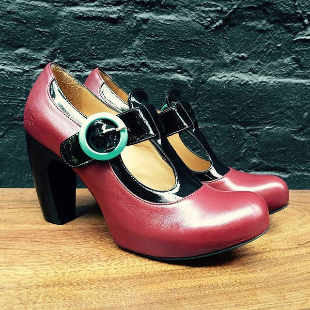 Enjoying this View? The ARBUS is a particularly photogenic heel you can find in stores and online now!