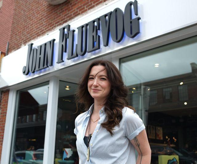 Fluevog Post Interview: Maddy from Ottawa