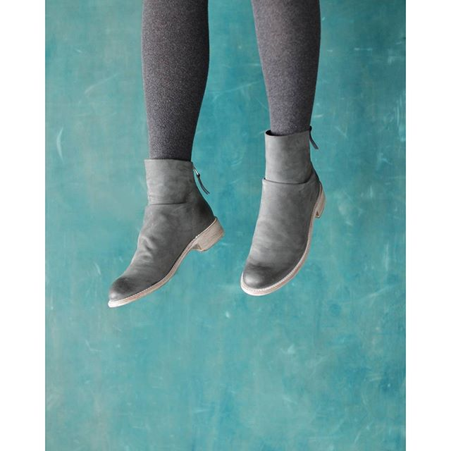 The new Living FOSTER is a boot you just want to hang out with. Look for them in grey and black in stores & online now!