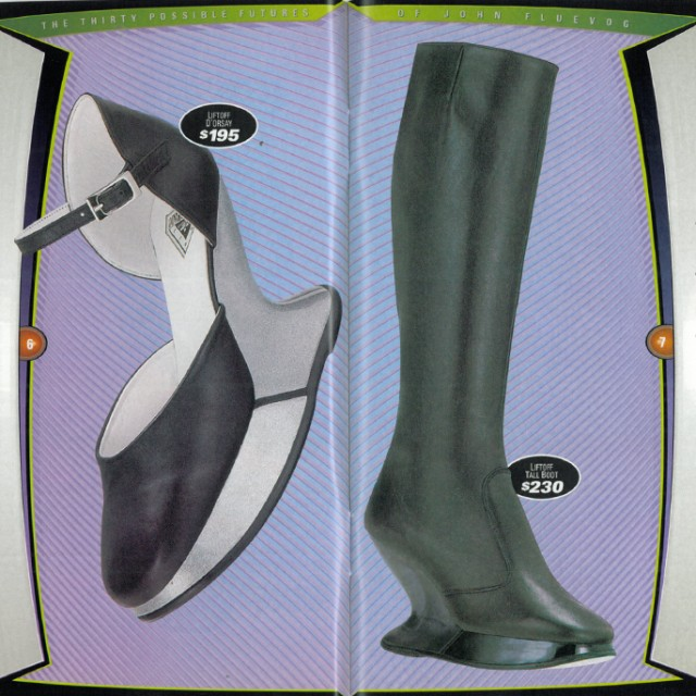 Way Back Wednesday: The Thirty Possible Futures of John Fluevog