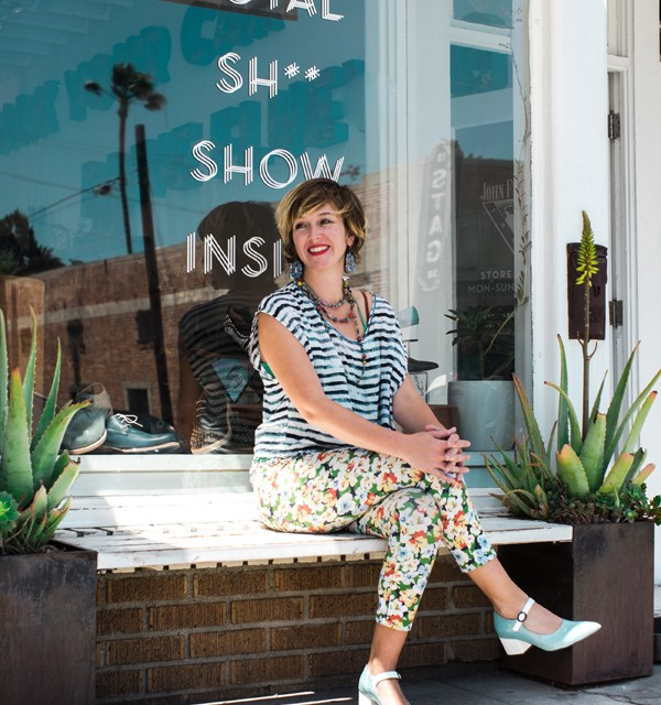 Fluevog Post Interview: Petrea in LA