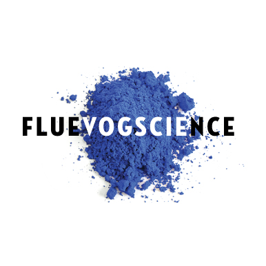 FluevogScience: This blue us all away