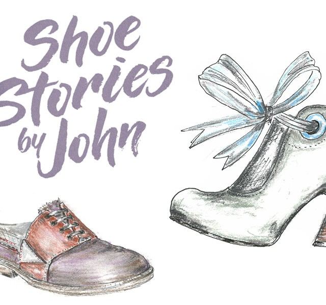 Shoe Stories by John: Morris, the Shoe Nut