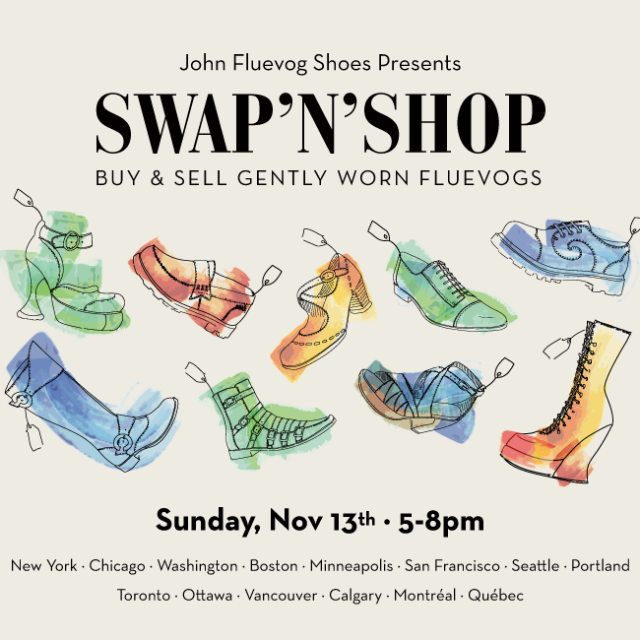 The Swap 'n' Shop Event