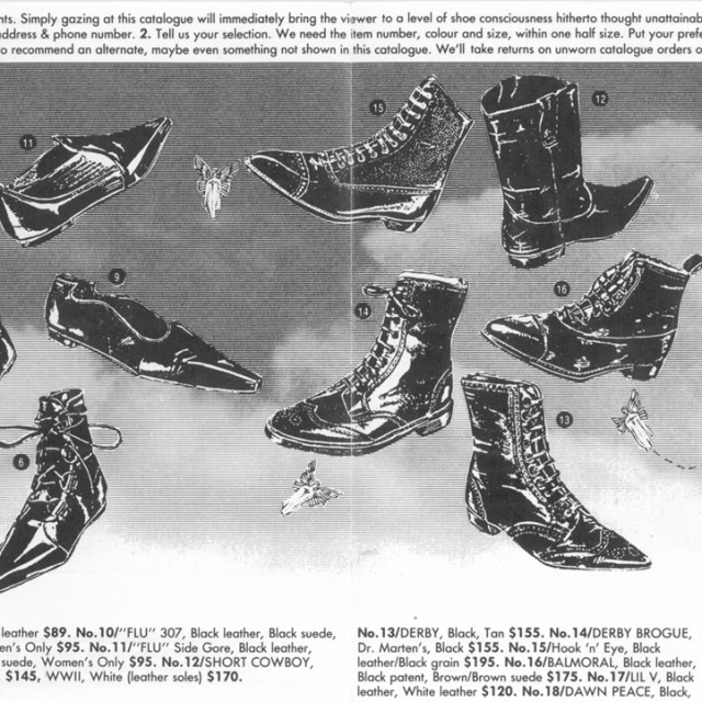 Way Back Wednesday: How to get to Cloud 9 with John Fluevog