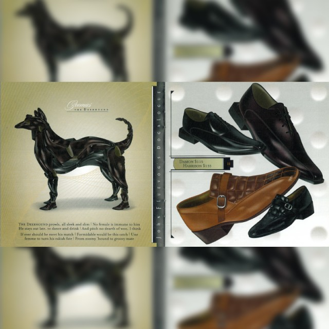 Way Back Wednesday: John Fluevog's Dogalogue