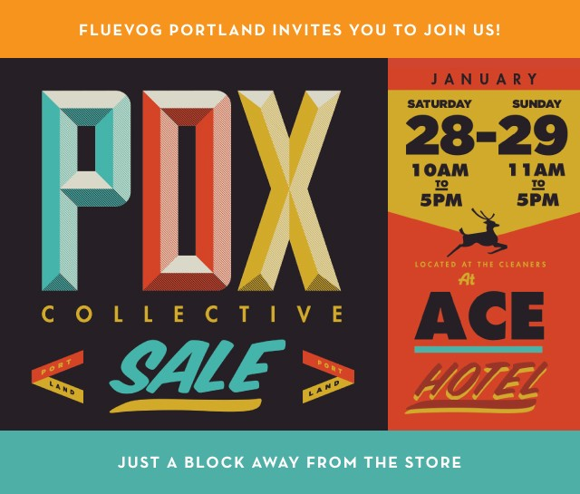 The PDX Collective Sale Returns!