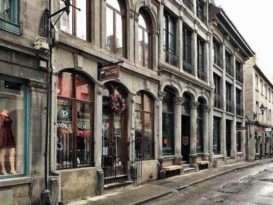 Montréal Vieux-Port