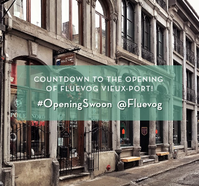 CONTEST: #OpeningSwoon in Old Montréal