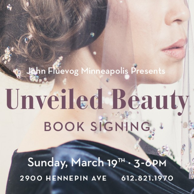Unveiled Beauty Book Signing in Minneapolis