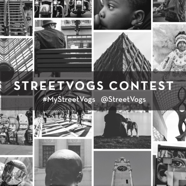 Enter The #MyStreetvogs Contest for a chance to WIN $250!
