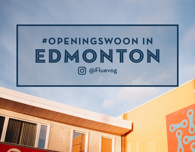 Contest: #OpeningSwoon in Edmonton!