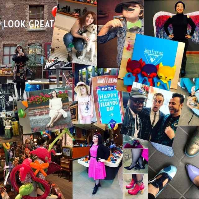 Thanks for an awesome Fluevog Day 2017!