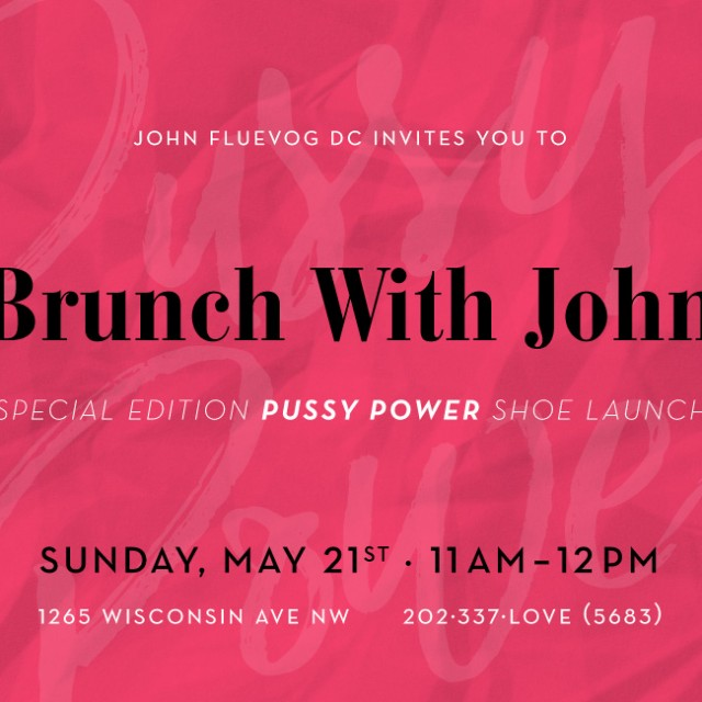 Brunch with John in DC