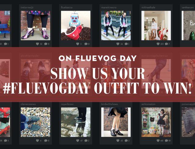 #FluevogDay Instagram Contest