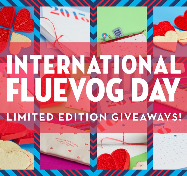 Fluevog Day 2017 – Limited Edition Giveaways!