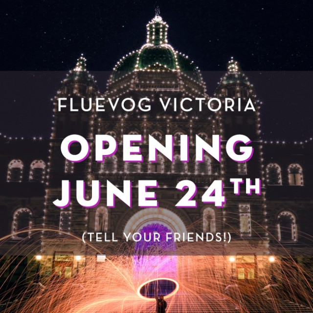 Opening in Victoria June 24th