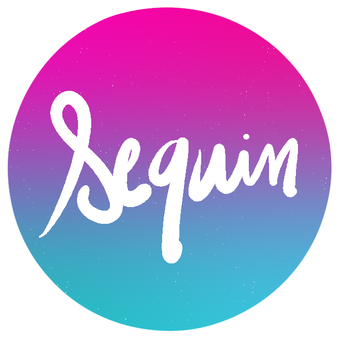 SEQUIN - Logo
