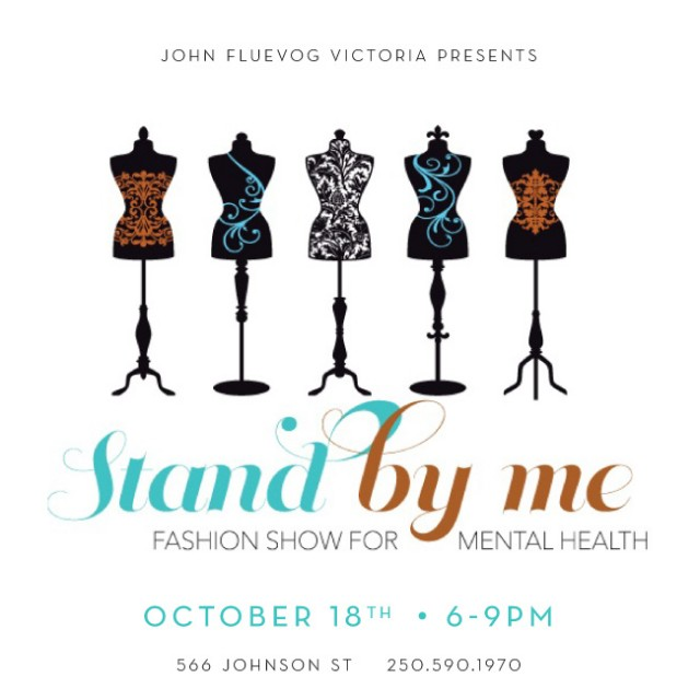 Stand By Me Fashion Show in Victoria