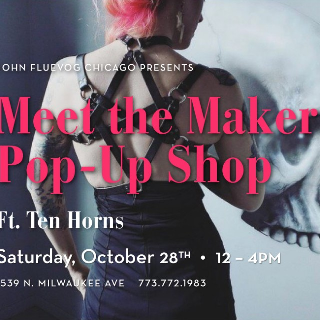 Meet the Maker Pop-up Shop Ft. Ten Horns