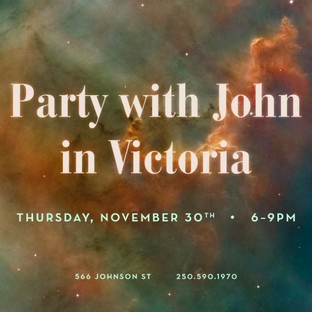 Party with John in Victoria