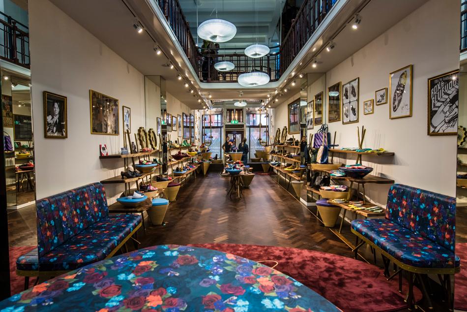 Amsterdam Shoe Store   Fluevog Shoes