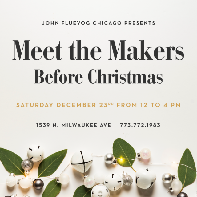 Meet the Makers before Christmas!